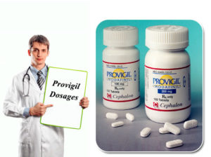 prescribing provigil