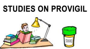 study on provigil