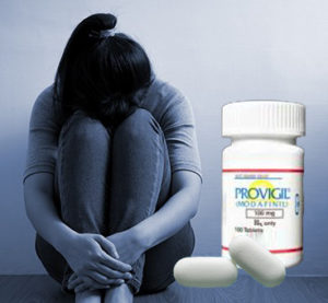 provigil for depression